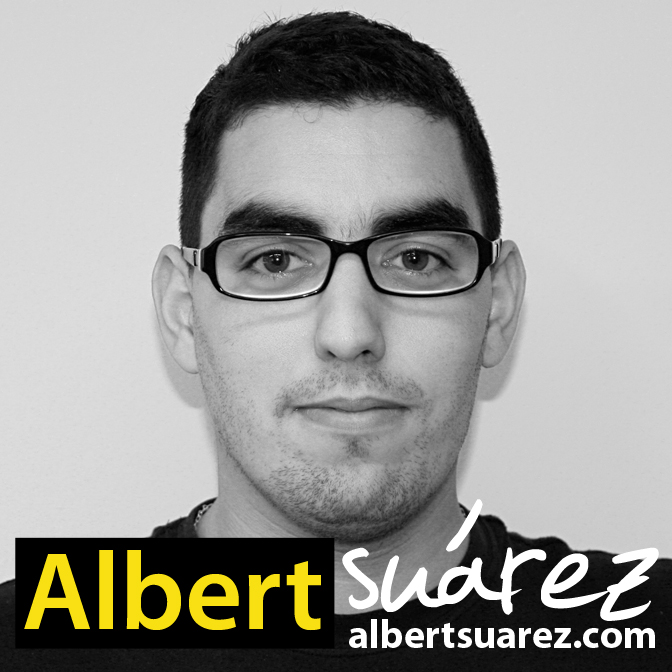Albert Suarez | Webmaster