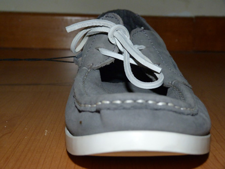 Zapatos piel Pull and bear