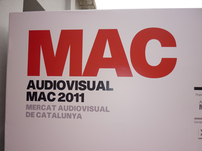 Mac Audiovisual Barcelona